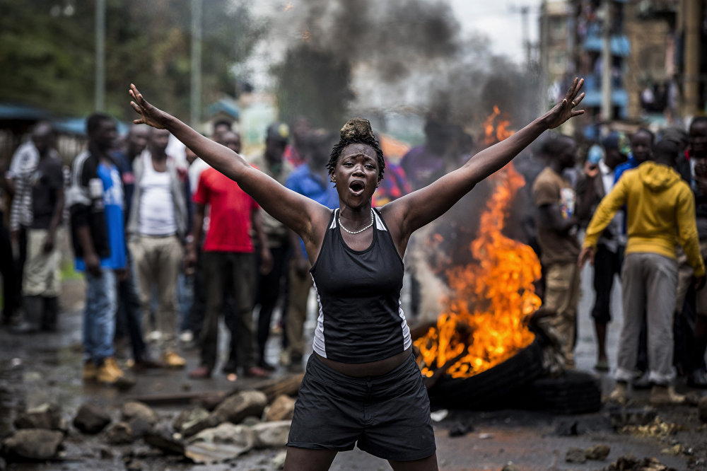 Kenya's Post-Election Turmoil